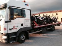 transportar motos