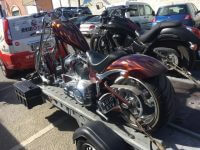 transportar motos custom